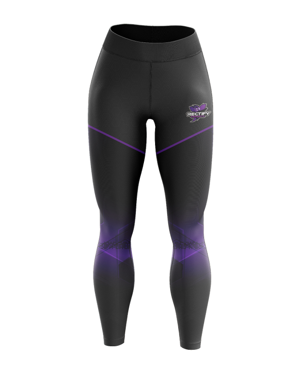 Rectify Esports  Leggings - Swarm