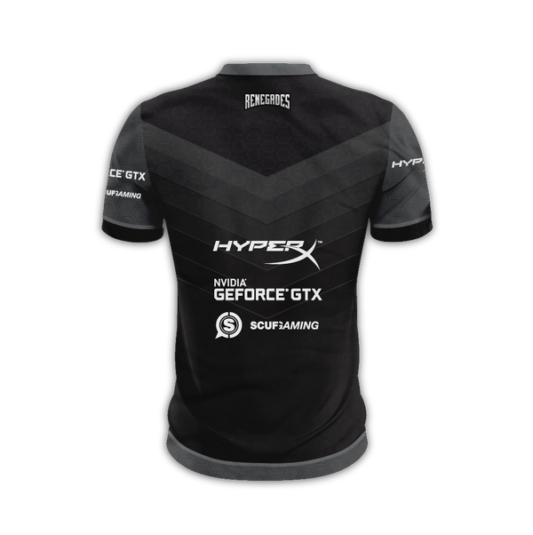 "Renegades 2018 ""Dirt and Grit"" Jersey"