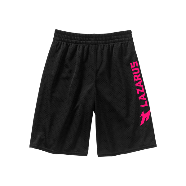 Lazarus 2019 Shorts Black - Vertical