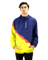 45 Quarterzip Windbreaker