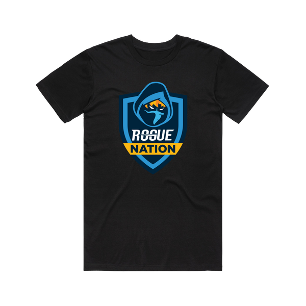 "Rogue Nation ""Inaugural"" Black Tee"