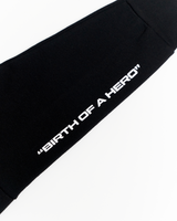 Birth of a Hero Joggers [Black]