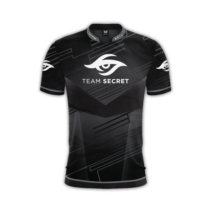 Team Secret Jersey (Rules of Survival)