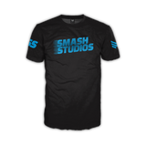 "Smash Studios ""Simply Black"" DryFit Tee"