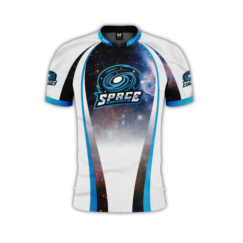 Space Esports Pro Jersey - White