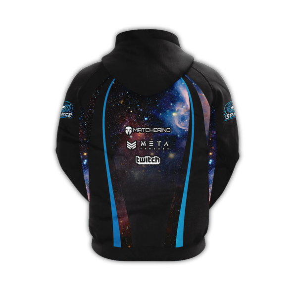 Space Esports Pullover Hoodie
