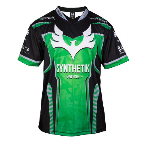 Synthetik Gaming Jersey
