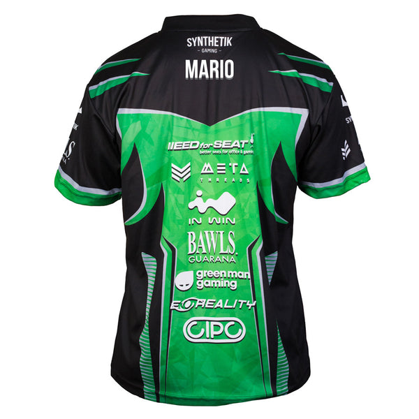 Synthetik Gaming Jersey (MARIO)