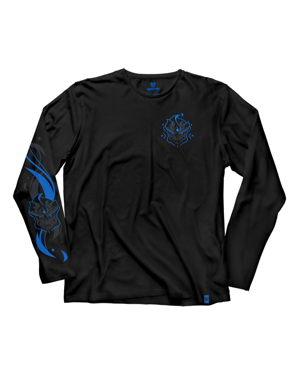 SypherPK Flame Long Sleeve Tee