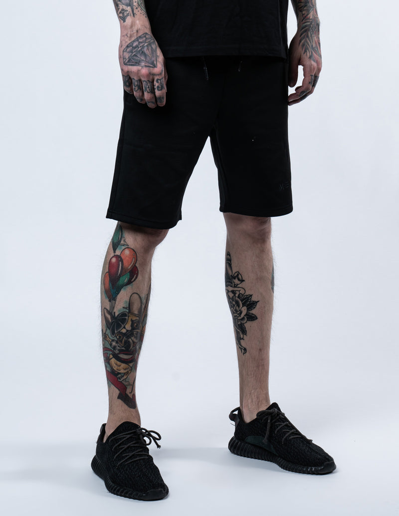 Premium Lounge Shorts Black