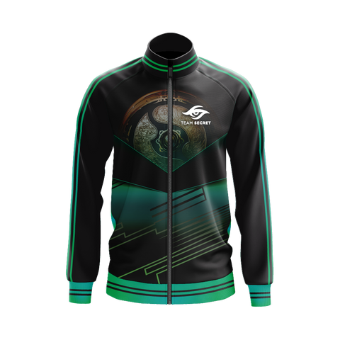 Team Secret Limited Edition TI8 Track Jacket