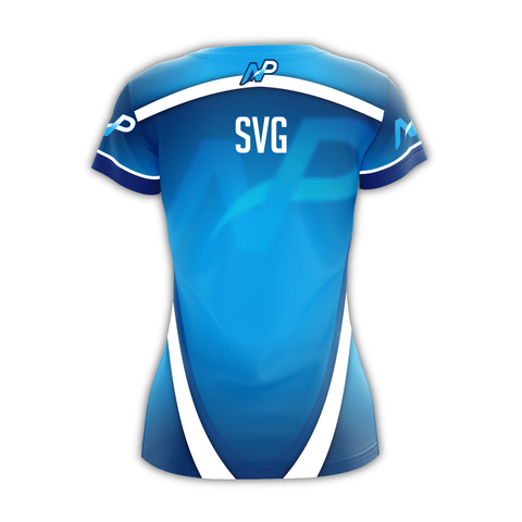 Team NP Women's Jersey (SVG)