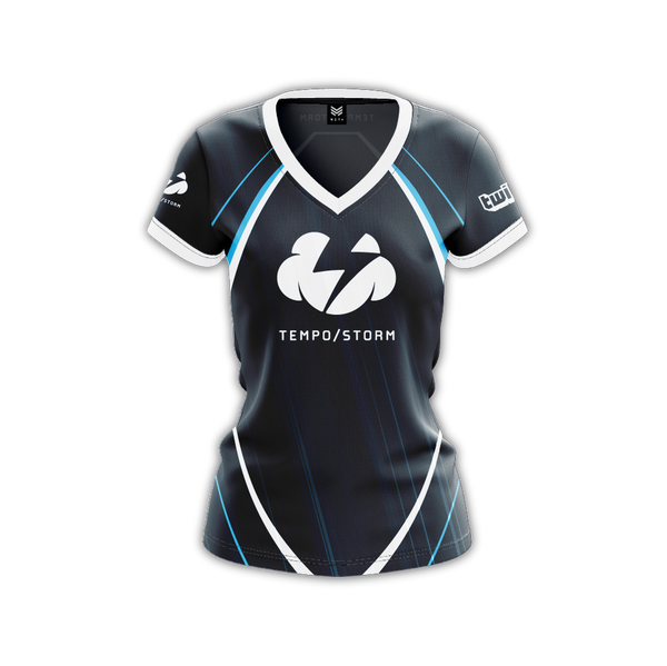 Tempo Storm Dark Female Jersey (Hearthstone)