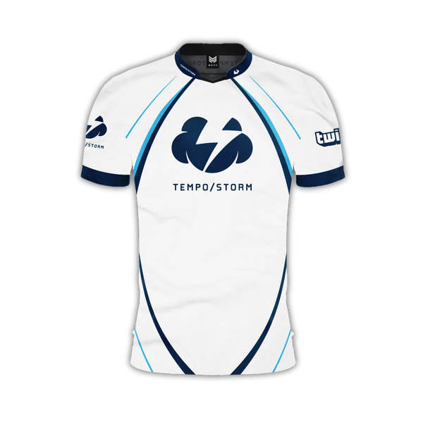"Tempo Storm 2018 ""'This Time for Real'"" Jersey"