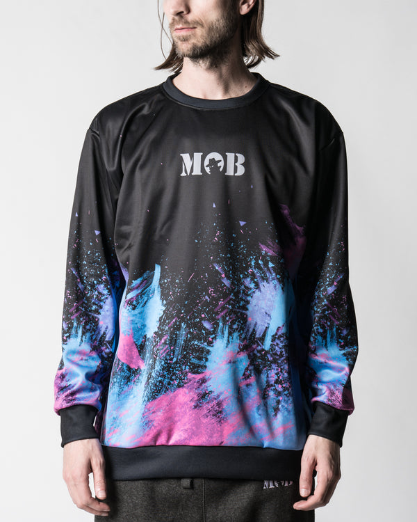 The Mob 2019 Splatter Sweater