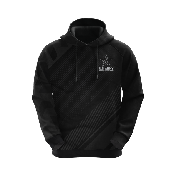 US Army Esports 2020 Black Pullover Hoodie