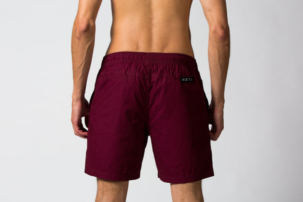 Venice Trunks Burgundy