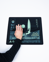 "Meta Threads ""Web Surf"" Mouse Pad"