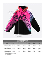 ZLaner Ice Windbreaker Jacket