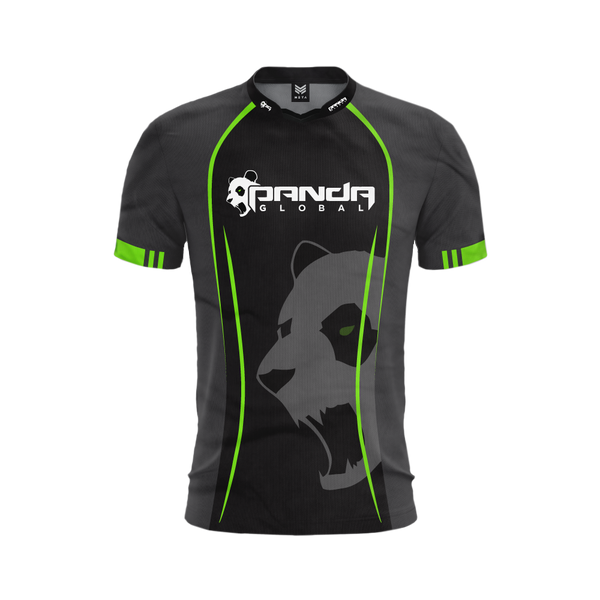 "Panda Global ""Black Panda"" Pro Jersey"