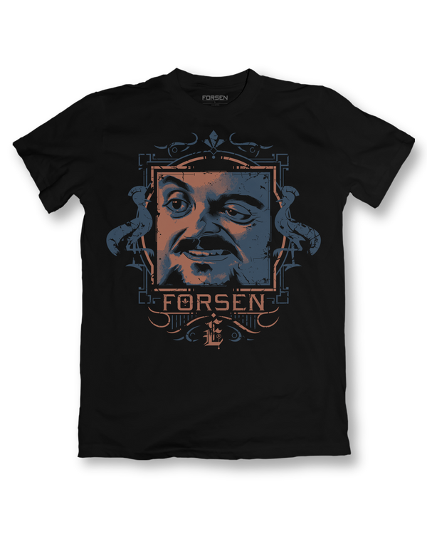 Forsen King of Uganda Tee