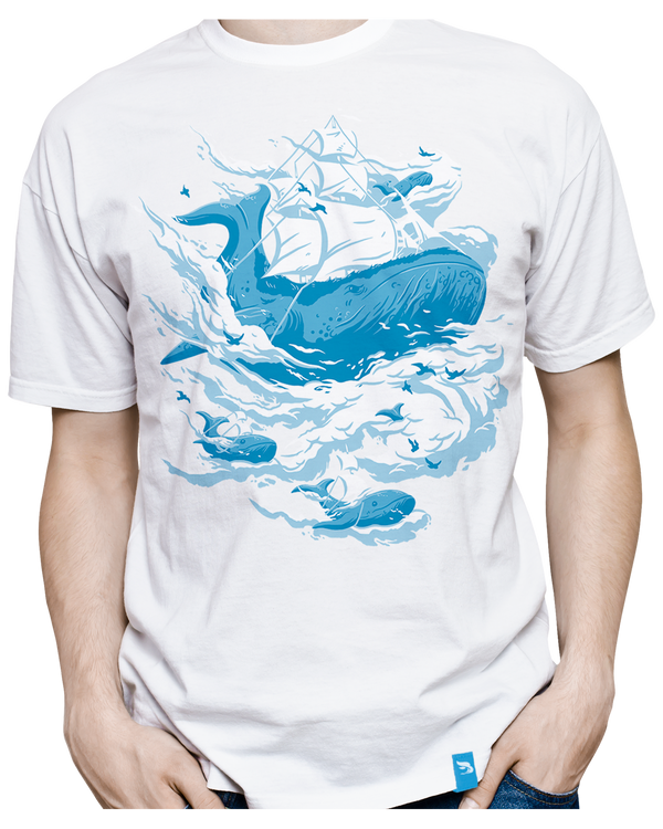 B0aty's Cloud 10 Limited Edition White Tee