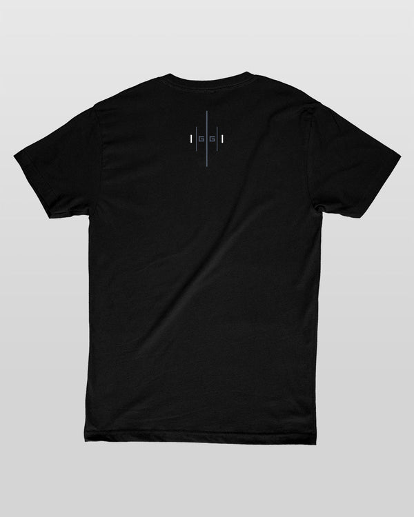 CovertGG Grit Black Tee