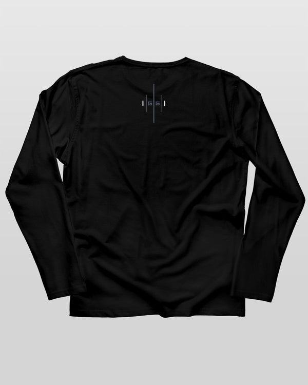 CovertGG Grit Black Long Sleeve Tee