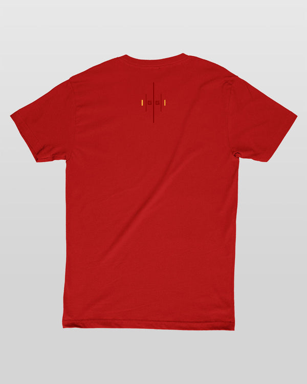 CovertGG Grit Red Tee