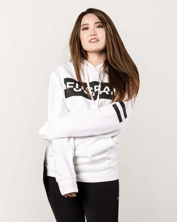 Fuslie White FUSFAM Pullover