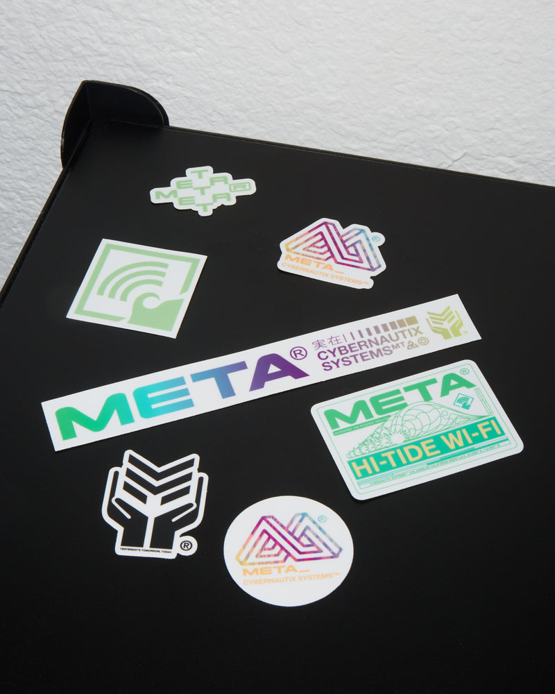 Cybernautix Sticker Pack