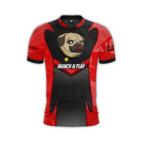 Munch n Play Gaming Jersey