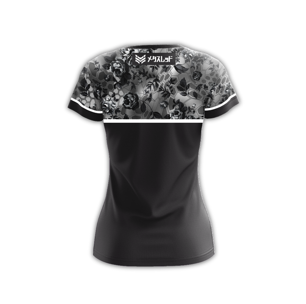 "n00blet ""Camo-Blossoms"" Dry-fit (Female)"