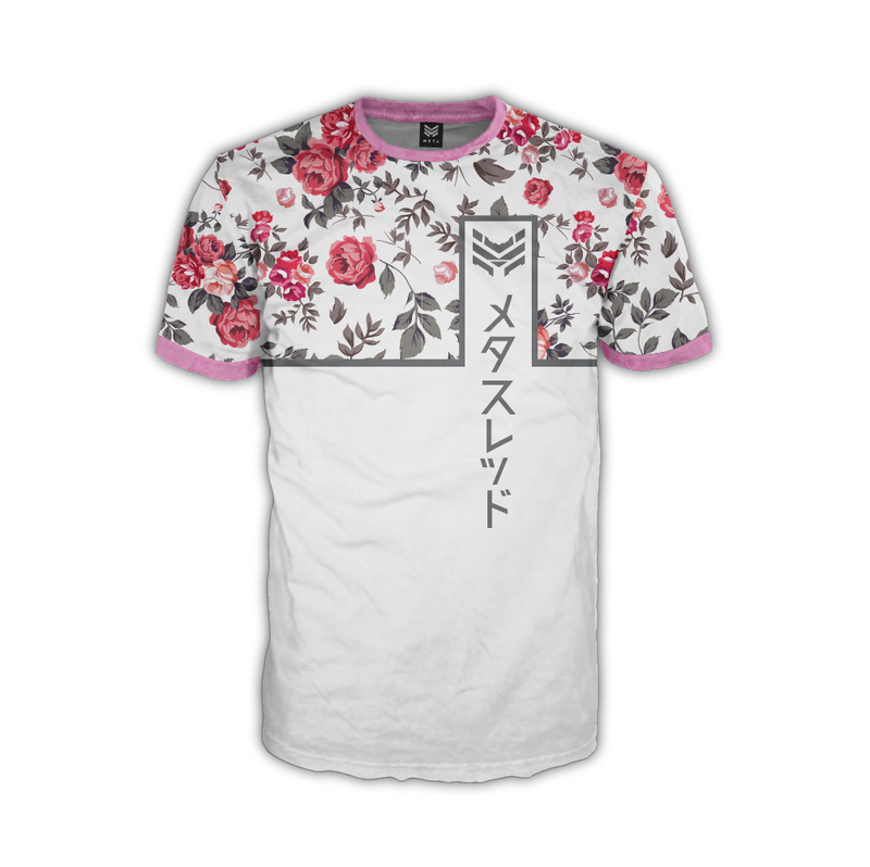 "n00blet ""Snow Blossom"" Dry-fit"