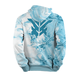 "n00blet ""Ice Blossom"" Pullover Hoodie"