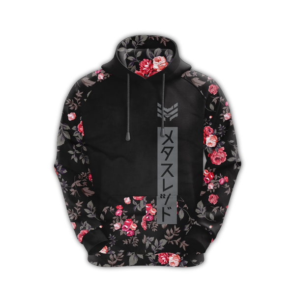 "n00blet ""Blossom"" Pullover Hoodie"