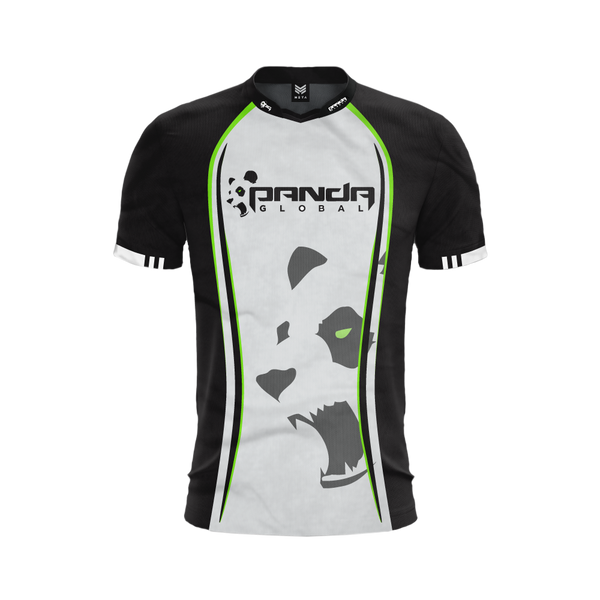 "Panda Global ""White Panda"" Pro Jersey"