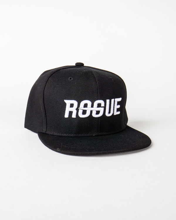 Rogue Black Snapback (Youth)
