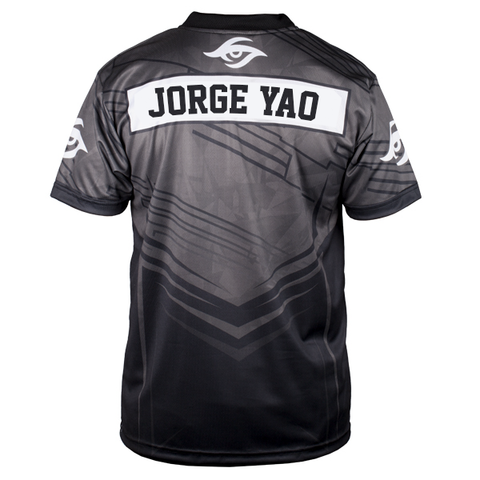 Team Secret Jersey (Jorge Yao)