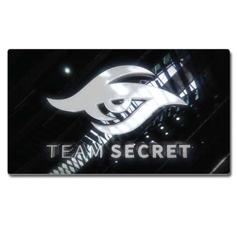 Team Secret Mouse Pad