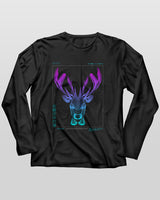 Skiddler Skidmas Stag Long Sleeve