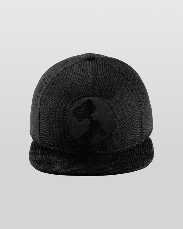 Towelliee New Era Black Snapback