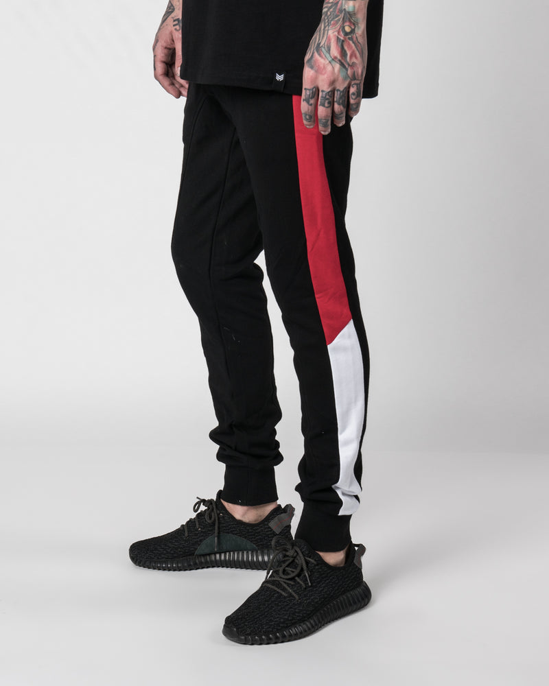 "Yassuo ""Blood Moon"" Black Joggers"