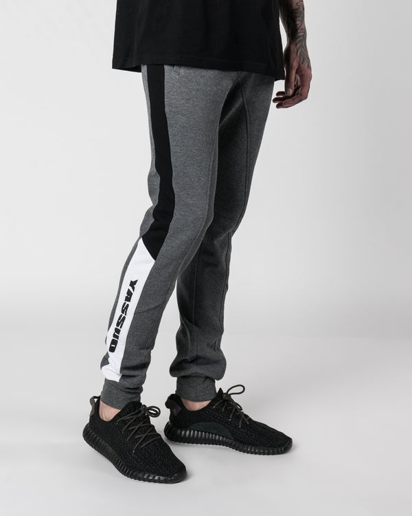 "Yassuo ""Night Bringer"" Grey Joggers"