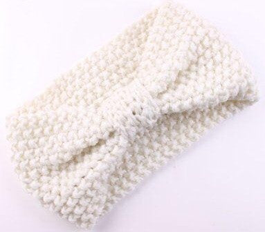 Crocheted Headband Turban