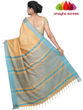 Kota Staple Silk Saree -  Beige ANA_G59