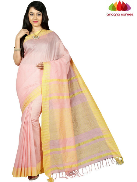 Kota Staple Silk Saree - Rose ANA_C63