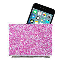ORGANIZE ANYTHING MAGBIN WRAPS SEQUIN PINK