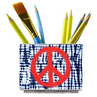 ORGANIZE ANYTHING MAGBIN WRAPS TRENDING PEACE