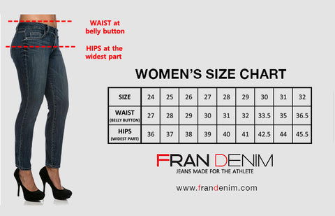 98940bdd83c9 If your waist and hip measurements are off by one size